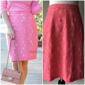 H&M Conscious Collection Lace Skirt